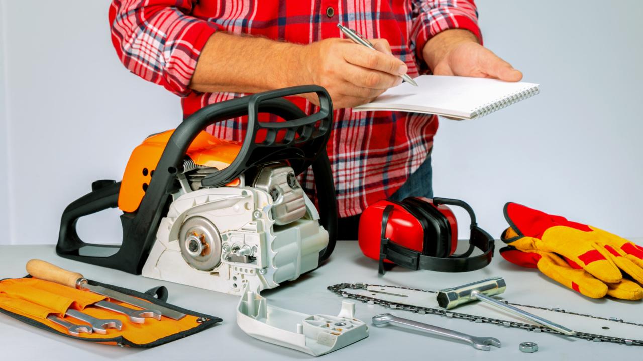 chainsaw-repair
