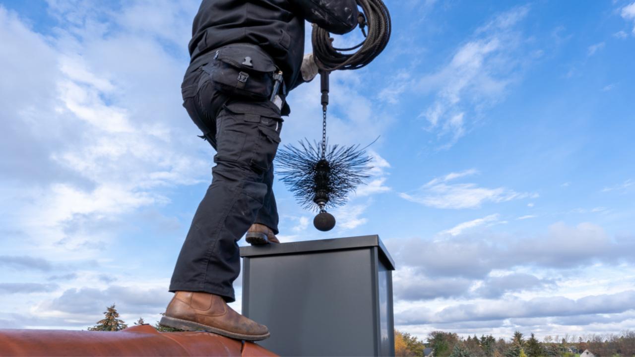 chimney-sweep